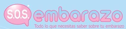 SOS Embarazo - Red Social para Embarazadas - Logo