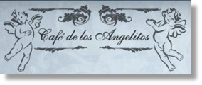 Cafe de los Angelitos - Logo